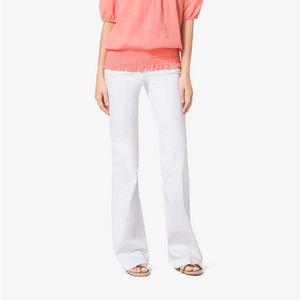 🆕 NWT 🌟 Michael Kors Selma Flared Jeans